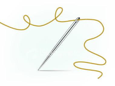 gold thread